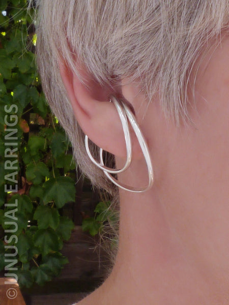 Santa Fe - Sterling Silver small stack