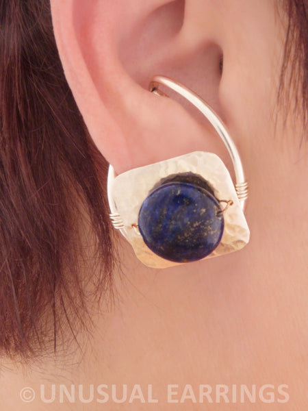 Solana - Sterling Silver with Lapis