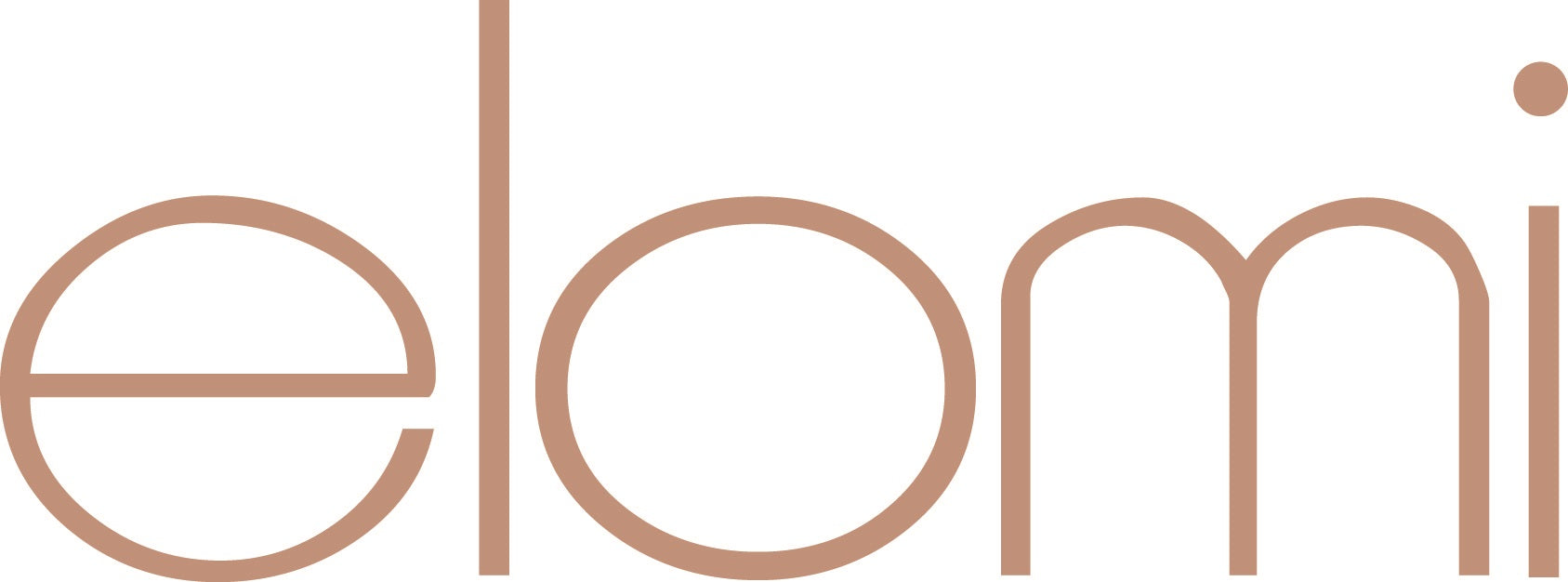 This is a(n) image of elomi lingerie logo