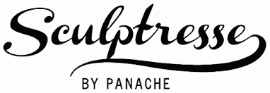 This is a(n) image of sculptresse lingerie logo