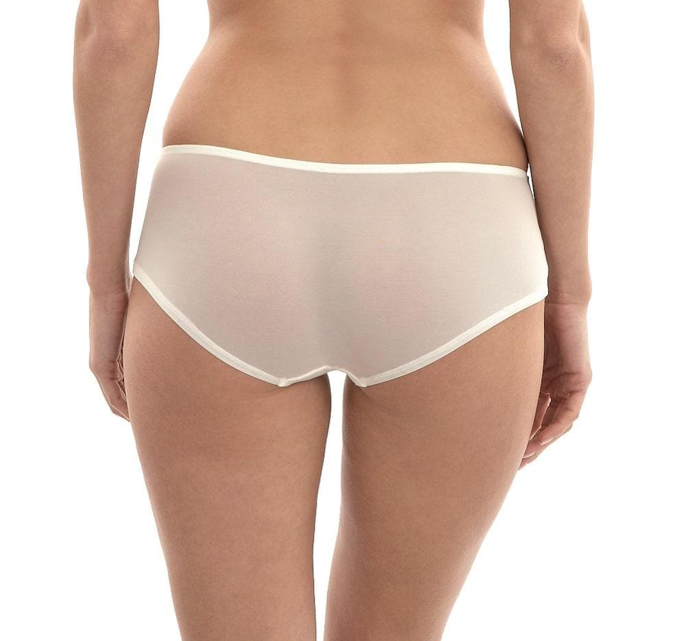 Panache Sophie 5824 Ivory/Pink Low Rise Brief