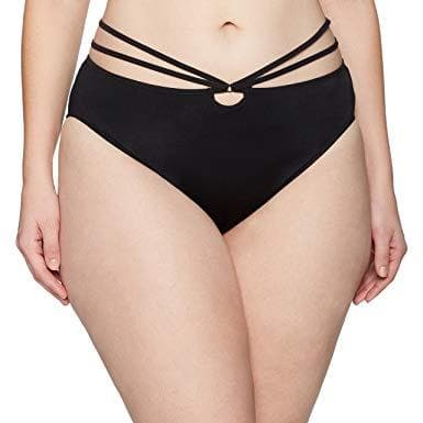 Elomi Womens EL4245 Bijou Flirt Brief Black