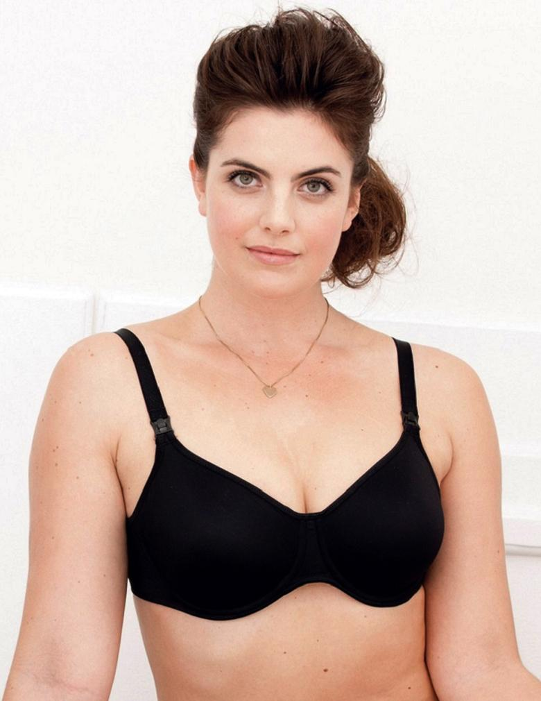 Anita 5068 Black Underwire Nursing Bra