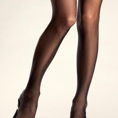 Be Wicked BW661 Black Sheer Thigh Highs