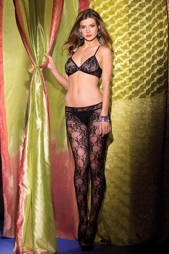 Be Wicked BWB60B Body Stocking