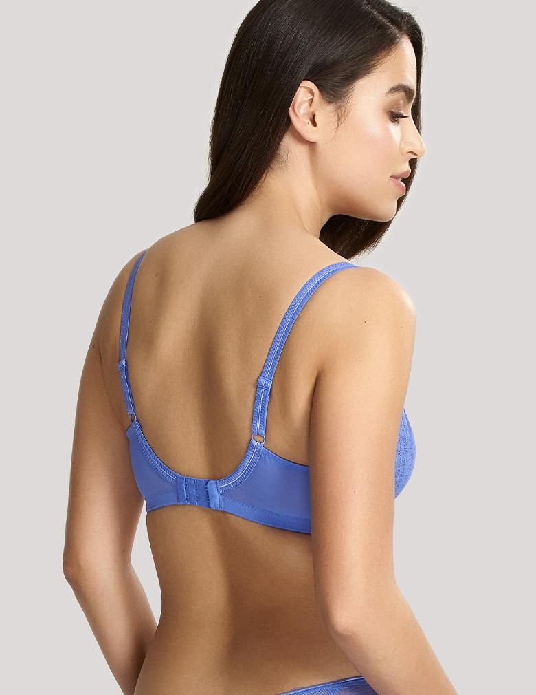 panache envy cornflower wide band