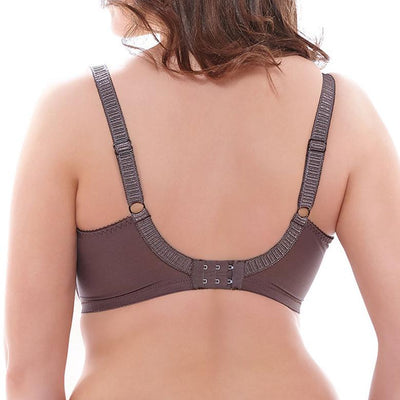 Elomi Cate EL4030 Pecan Underwire Full Cup Banded Bra