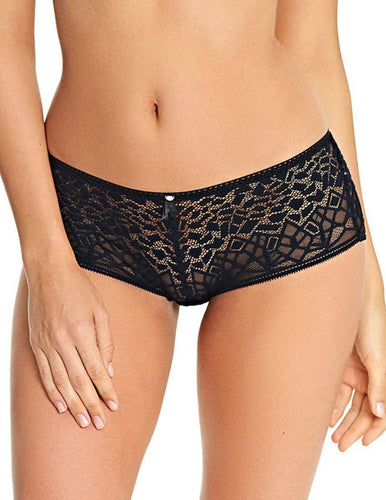 Freya Soiree Lace AA5016 Black Short