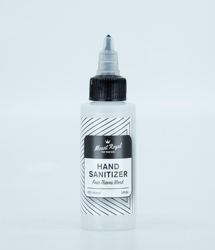 Four Thieves Blend Hand Sanitizer Gel - 2oz