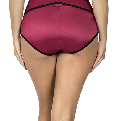 Parfait Charlotte 6917 Rio Red High Waist Brief back