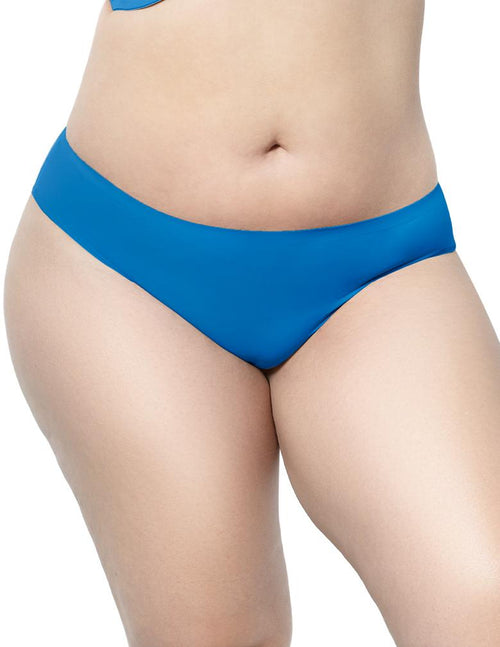 Parfait PP505Nautical Blue Bonded Smooth Hipster Panty