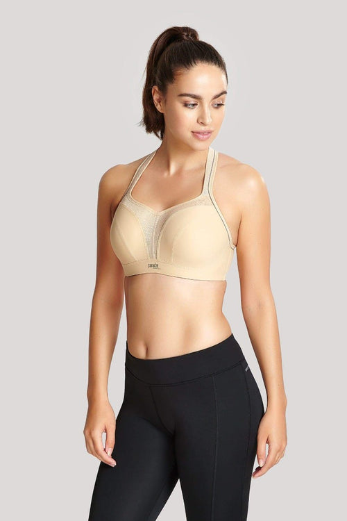 Panache 5021 Latte Convertible Underwire Sports Bra