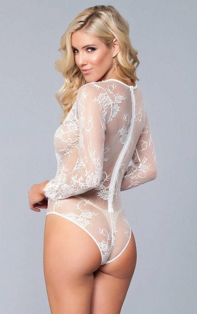 be wicked sexy lace bodysuit