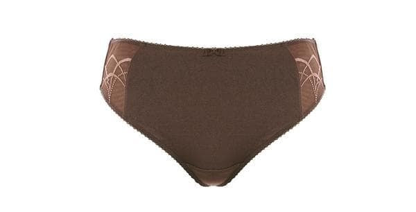 Elomi Cate EL4035 Pecan Brief