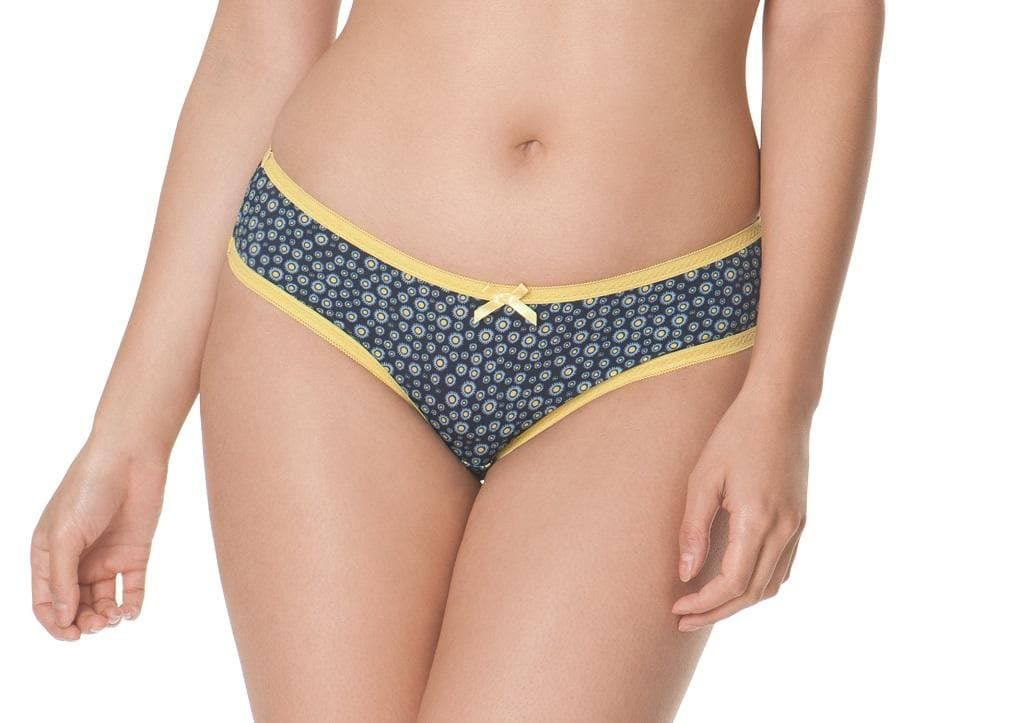 Curvy Kate Daily Dream Blueberry Mix Cheeky Shorts Brief