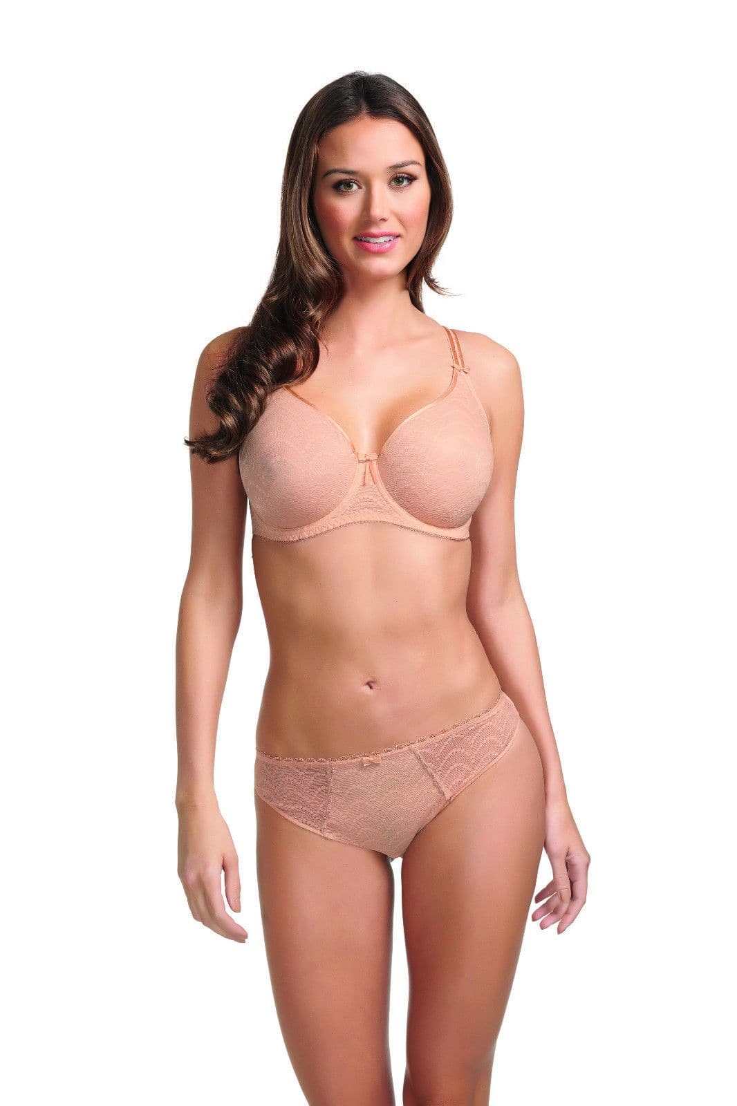 89f645f44e7 Fantasie Echo Lace FL2945 Nude Brief