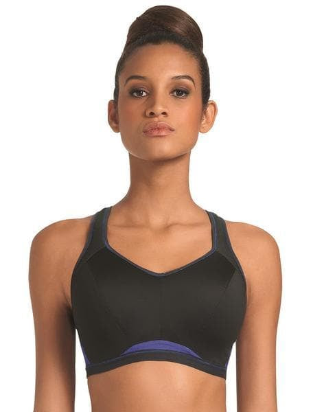 Freya Active AA4004 Electric Black UW Crop Sports Bra