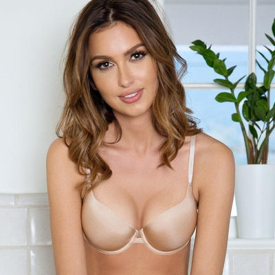 Parfait Lynn P13021 European Nude  Super Push Up Bra