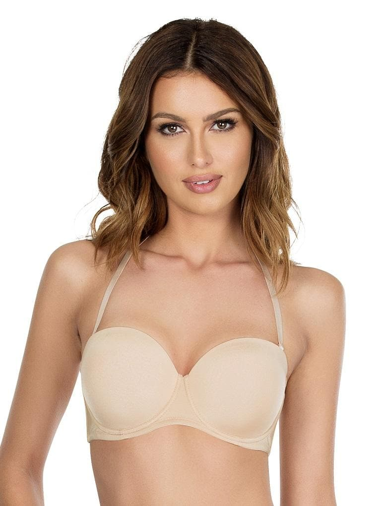 Parfait Lynn P13112 European Nude Push Up Strapless Bra