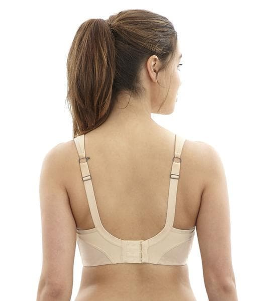 Panache 7341 Latte Wirefree Convertible Sports Bra