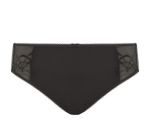 Elomi Cate EL4035 Black Brief