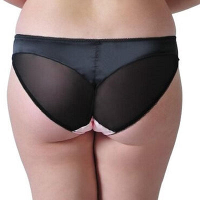 Scantilly Invitation ST2505 Balck Crystal Brief