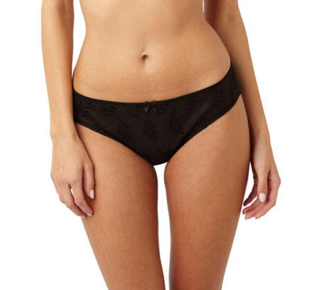 Panache Tango 3255 Black Deep Brief