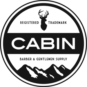 CABIN Barber and Gentlemen Supply Logo