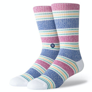 STANCE SOCKS - LESLEE WHITE (SIZE MEDIUM 6 - 8.5)