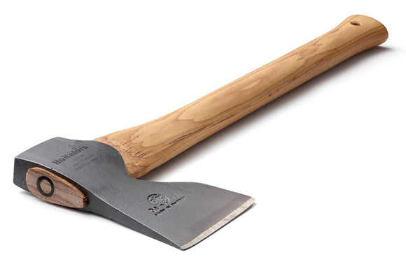 HULTAFORS - CURVED HICKORY HANDLE CARPENTER AXE