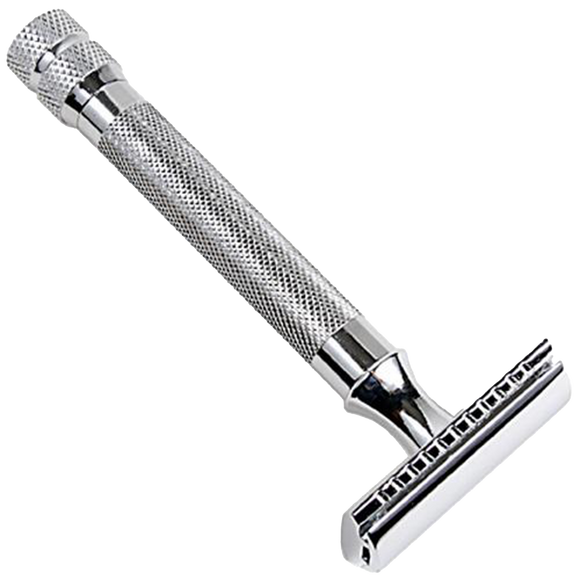 PARKER  - 91R 3 PIECE SAFETY RAZOR