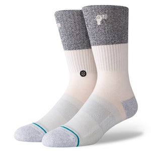 STANCE SOCKS - NEOPOLITAN BLACK (SIZE MEDIUM 6 - 8.5)