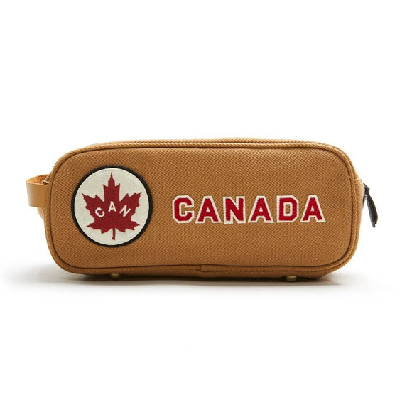 RED CANOE -  CANADA DOPP KIT