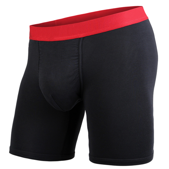 BN3TH CLASSIC BOXER BRIEF - BLACK & RED