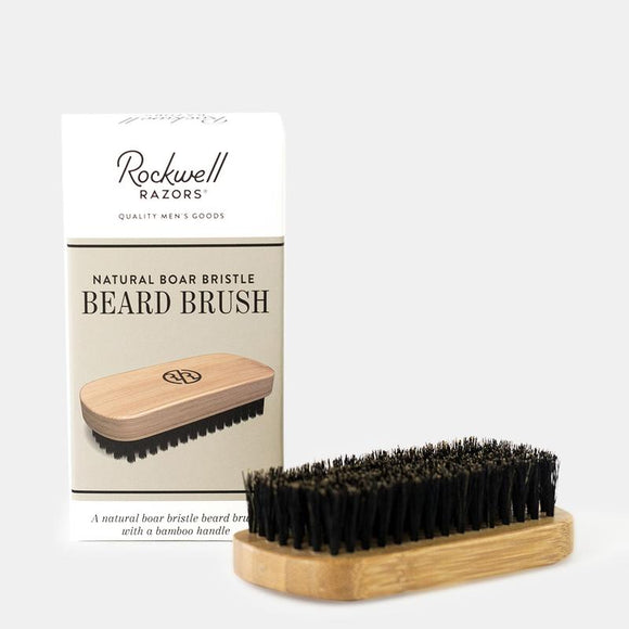 ROCKWELL RAZORS -  BEARD BRUSH