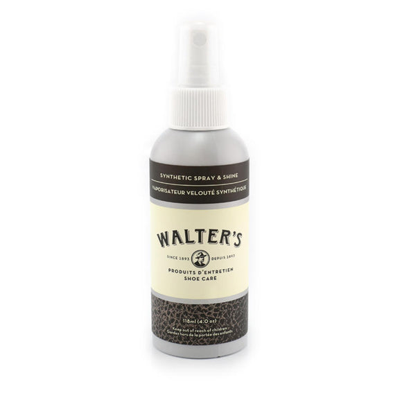 WALTERS SHOE CARE - SYNTHETIC CARE