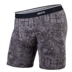 BN3TH CLASSIC BOXER BRIEF - MECHANICS (GREY)