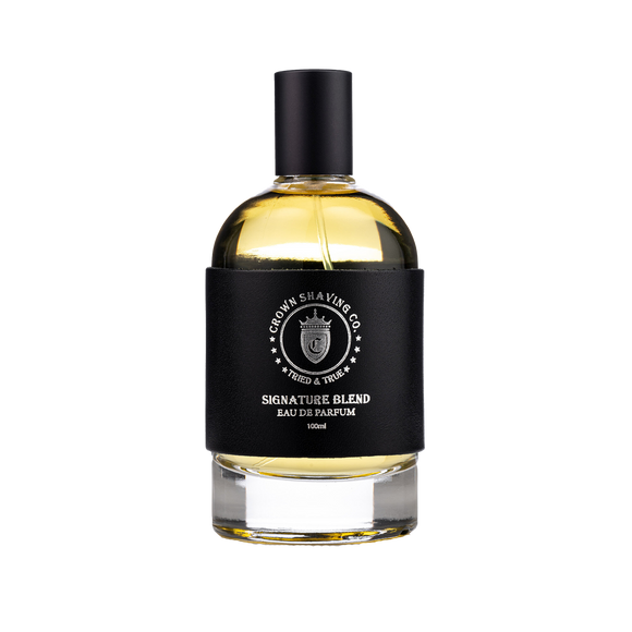 CROWN SHAVING CO. - EAU DE PERFUME