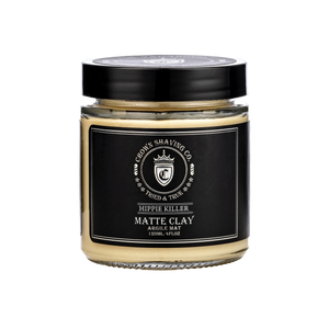 CROWN SHAVING CO. -  MATTE CLAY