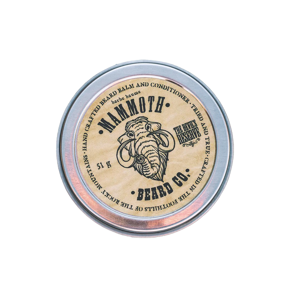 MAMMOTH BEARD CO. - THE DEVIL'S RESERVE BEARD BALM