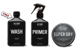 VICTORY BARBER & BRAND - MODERN REBEL GROOMING KIT