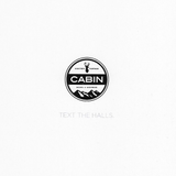 CABIN BRAND - TEXT THE HALLS CHRISTMAS CARD
