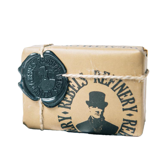 REBELS REFINERY  - WEALTH OF MAN ORGANIC OIL BAR SOAP