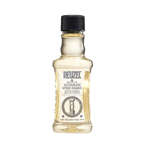 REUZEL - WOOD & SPICE AFTERSHAVE TONIC