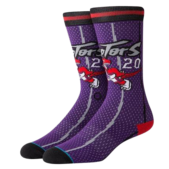STANCE SOCKS  -  RAPTORS 96