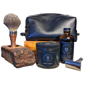 'SAFETY FIRST' SHAVE BUNDLE