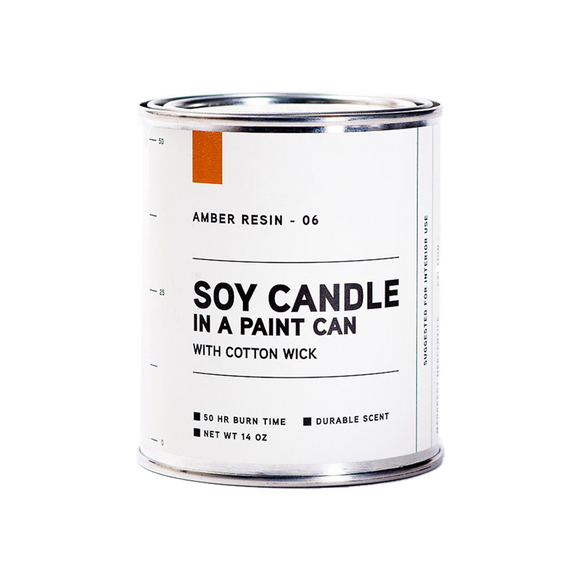 MANREADY MERCANTILE -  SOY CANDLE IN A PAINT CAN
