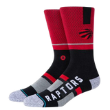 STANCE SOCKS  -  RAPTORS SHORTCUT 2