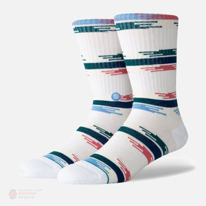 STANCE SOCKS - JACKEE WHITE (SIZE MEDIUM 6 - 8.5)