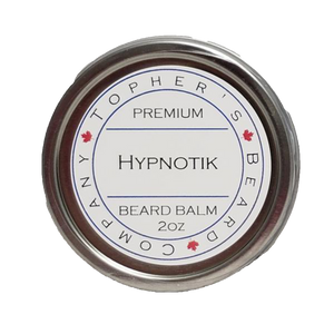 TOPHER'S BEARD & SOAP CO. -  HYPNOTIK BEARD BALM